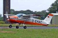 D-EHAC @ EGBP - Bolkow Bo.208C Junior [709] Kemble~G 28/08/2006 - by Ray Barber
