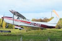 EI-COT @ EIAB - at Abbeyshrule Airport, Ireland - by Chris Hall