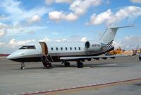 N237GA @ LETO - Canadair CL.604 Challenger [5400] Madrid-Torrejon~EC 19/09/2002