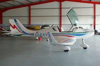 EI-EXY @ EIAB - at Abbeyshrule Airport, Ireland - by Chris Hall
