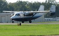 N362DD @ KDTN - Departing runway 14 - by Carl Hennigan
