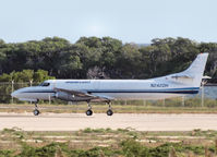 N242DH @ AUA - Take off from Reina Beatrix Airport Aruba - by Willem Göebel
