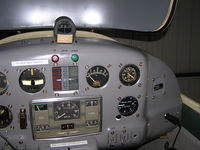 N3057K - Insturment panel
