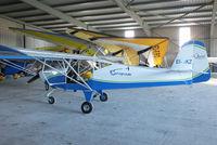 EI-DKZ @ EILT - Limetree Airfield, Portarlington, Ireland - by Chris Hall