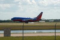 N481WN @ RSW - Arriving from Orlando - by Mauricio Morro