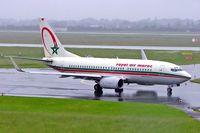 CN-RNQ @ EDDL - Boeing 737-7B6 [28985] (Royal Air Maroc) Dusseldorf~D  26/05/2006 - by Ray Barber