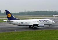 D-ABEM @ EDDL - Boeing 737-330 [25416] (Lufthansa) Dusseldorf~D 27/05/2006 - by Ray Barber