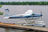 C-FKAI @ CYRO - Cessna 180A [50019] Ottawa-Rockcliffe~C 19/06/2005 - by Ray Barber