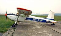 OO-EXP @ EBNM - Cessna 180B [50617] Temploux-Namur~OO 13/09/1985