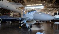 75-0750 @ KFFO - AFTI F-16  AF Museum - by Ronald Barker