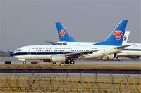 B-5068 @ ZBAA - Boeing 737-71B [32933] (China Southern Airlines) Beijing~B 17/10/2006 - by Ray Barber
