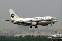 B-2973 @ ZGSZ - Boeing 737-505 [26336] (Xiamen Airlines) Shenzhen-Baoan~B 22/10/2006 - by Ray Barber