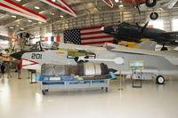 145347 @ KNPA - Naval Aviation Museum - by Glenn E. Chatfield