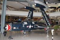 126673 @ KNPA - Naval Aviation Museum - by Glenn E. Chatfield