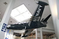 123050 @ KNPA - Naval Aviation Museum - by Glenn E. Chatfield