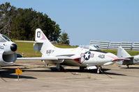 131230 @ KNPA - Naval Aviation Museum - by Glenn E. Chatfield