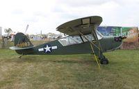 N48441 @ KOSH - Aeronca O-58B