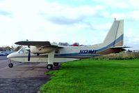 N121MT @ EGTR - Britten-Norman BN-2T-4S Islander [0880] Elstree~G 10/11/2004 - by Ray Barber