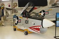149134 @ KNPA - Naval Aviation Museum - by Glenn E. Chatfield