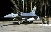84-1376 @ ETAR - flightline at Ramstein AB - by Friedrich Becker