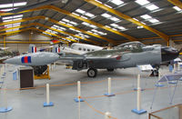 WX905 - Preserved at the Newark Air Museum.