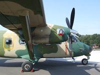 0219 @ EDDB - PZL-Mielec M-28B/PT of the Polish air force at the ILA 2012, Berlin - by Ingo Warnecke