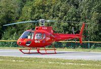 D-HCOR @ EDDB - Aerospatiala AS.350B Ecureuil at the ILA 2012, Berlin - by Ingo Warnecke