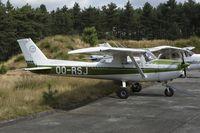 OO-RSJ @ EBZR - Cessna 150