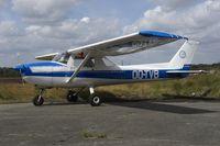 OO-TVB @ EBZR - Cessna 150