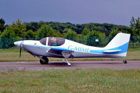 G-MIME @ EGBP - Europa Avn Europa [PFA 247-12850] Kemble~G 11/07/2004 - by Ray Barber