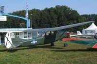 D-EWZA @ EDDB - Cessna L-19A Bird Dog at the ILA 2012, Berlin - by Ingo Warnecke