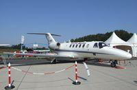 D-IAMO @ EDDB - Cessna 525A CitationJet 2 at the ILA 2012, Berlin - by Ingo Warnecke