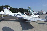 D-EPSV @ EDDB - Piper P-100 PiperSport at the ILA 2012, Berlin - by Ingo Warnecke