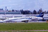 EC-KHT @ LSGG - Embraer EMB-135BJ Legacy  [14500863] Geneva~HB 11/04/2009
