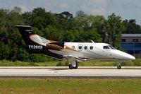 YV2609 @ KLAL - Embraer EMB-500 Phenom 100 [50000080] Lakeland~N 16/04/2010