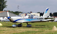 54-XH @ LFLV - Evektor EV-97 Eurostar [2002-1521] Vichy~F 08/07/2006 - by Ray Barber