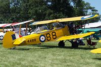 CF-GER @ KOSH - Fleet 16B Finch II [399] Oshkosh~N 28/07/2008 - by Ray Barber