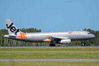 VH-VQY @ YBBN - Airbus A320-232 [2299] (Jetstar Airways) Brisbane-International~VH 18/03/2007 - by Ray Barber