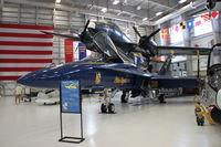 161959 @ KNPA - Naval Aviation Museum - by Glenn E. Chatfield
