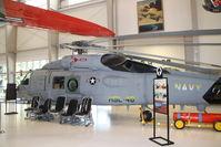 162137 @ KNPA - Naval Aviation Museum - by Glenn E. Chatfield