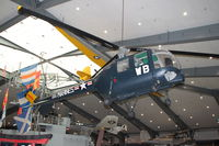 125519 @ KNPA - Naval Aviation Museum - by Glenn E. Chatfield