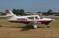 N1089J @ KOSH - Aero Commander 112 - by Mark Pasqualino