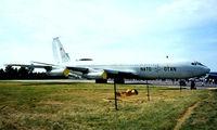 LX-N20198 @ EGVA - Boeing 707-329C [20198] (NATO) RAF Fairford~G 21/07/1996.