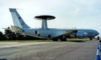 LX-N90449 @ EGVA - Boeing E-3A Sentry[22844] (NATO) RAF Fairford~G 21/07/1996
