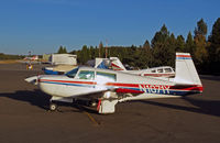 N1071Y @ GOO - Parked at Nevada County Airport (Grass Valley). - by Phil Juvet