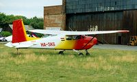 HA-SKG @ LHBS - Cessna 182A Skylane [34371] Buadors~HA 15/06/1996