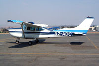 A2-ADC @ FALA - Cessna R.182 Skylane RG [R182-01506] Lanseria~ZS 05/10/2003 - by Ray Barber