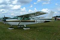 G-LEGG @ EGBP - R/Cessna F.182Q Skylane [0145] Kemble~G 09/07/2004 - by Ray Barber