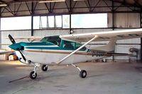 D-EQAP @ LIPR - Cessna TR.182 Turbo Skylane RG II [R182-01179]  Rimini~I 15/07/2004 - by Ray Barber