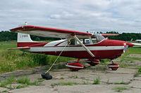 C-FMNU @ CYRO - Cessna 182A Skylane [33853] Ottawa-Rockcliffe~C 19/06/2005 - by Ray Barber